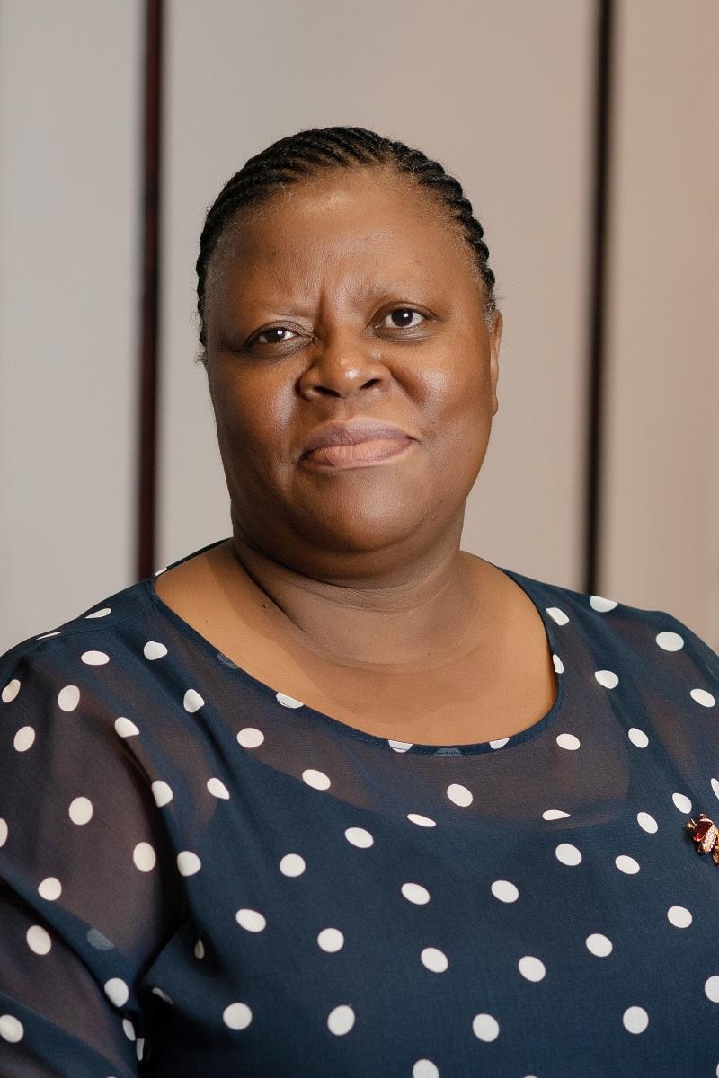 Mrs Judy Ngcobo