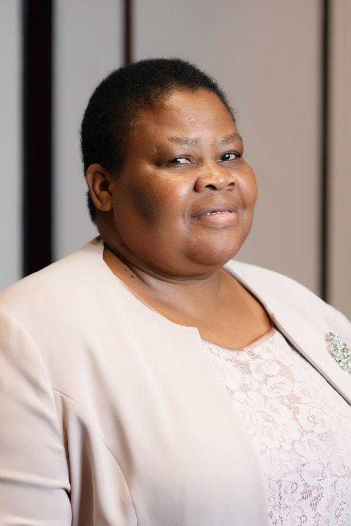 Mrs Sarah Ndlovu